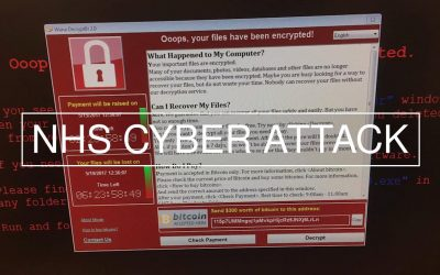 NHS Cyberattack Chaos