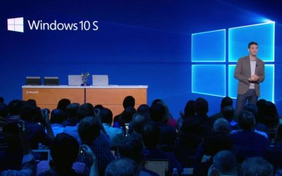 Introducing Windows 10 S