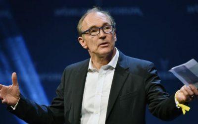 World wide web creator Tim Berners-Lee targets fake news